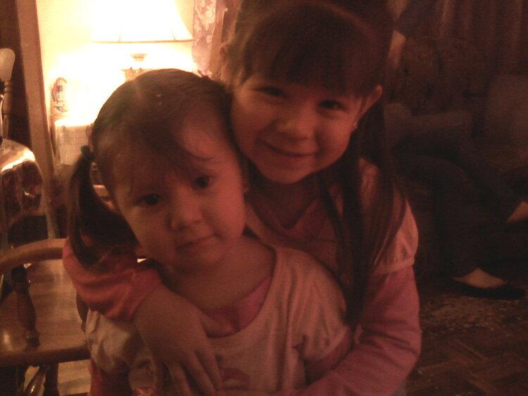 Kassandra & Melanie
